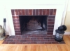 Brick Repair in Novi MI - Top Hat Masonry Repair - Brick-Fireplace-Surround---Birmingham-_1_