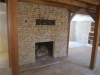 Stone Fireplace, Wall & Tile
